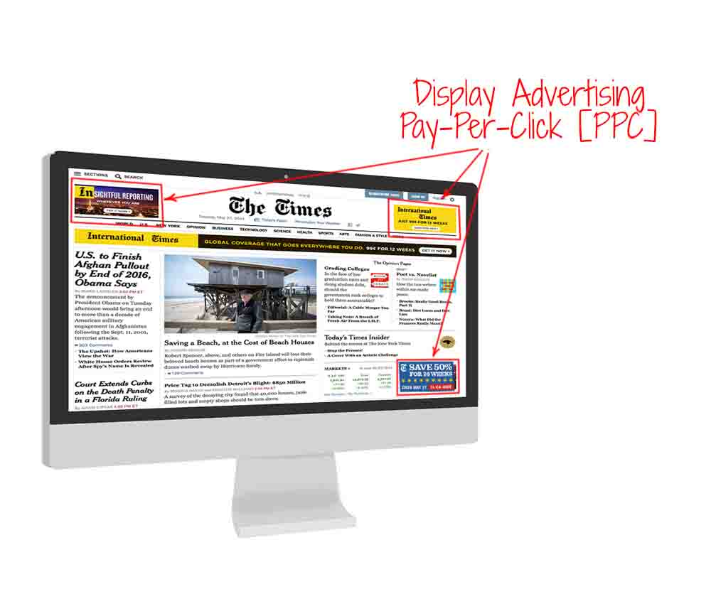 Branding your company with display advertising is good digital marketing