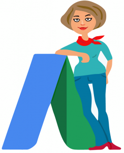 Google Grants entitles nonprofit organizations free adwords advertising.
