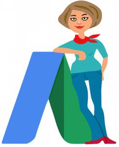 Google Grants entitles nonprofit organizations free adwords advertising.