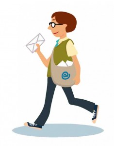 Email marketing is a good online marketing strategy for current specials, deals and latest news.